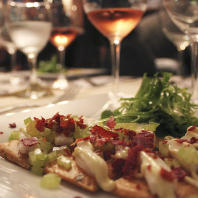 Foto Plato_Restaurante_Daniel_Cena_Marinada
